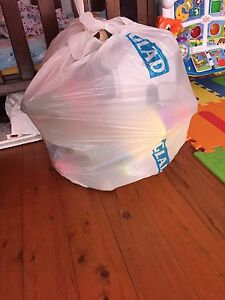 Full bag of kids / baby toys Tenambit Maitland Area Preview