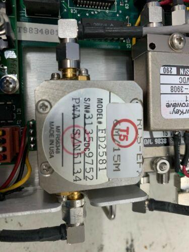 FERRETEC FD2581 YIG Tuned Filter 0.8-3GHz