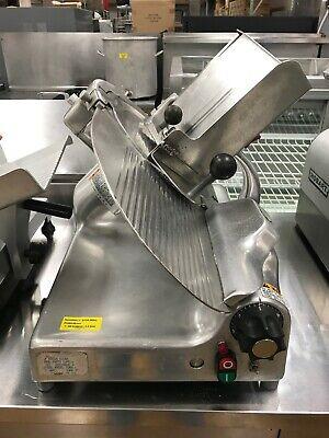 Berkel 12 Meat Slicer - 12 Hp
