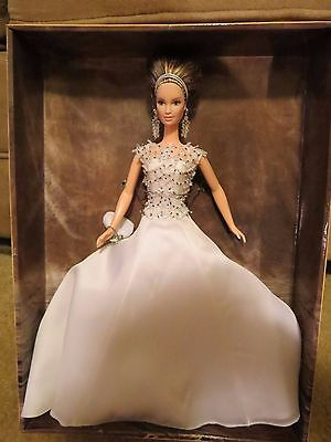Badgley Mischka Bridal Barbie Gold Label Designer Bride Collection