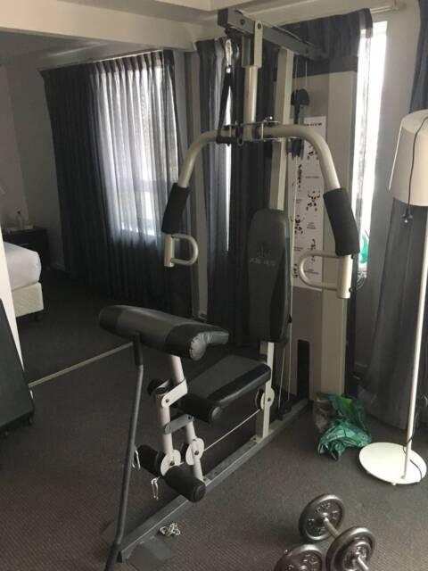 Gold s gym xr home gym gym fitness gumtree australia