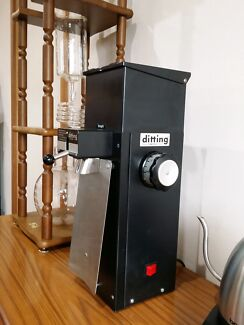 Coffee Grinder, Ditting KR804 Deli/ Filter/ Espresso, machine  Herne Hill Geelong City Preview