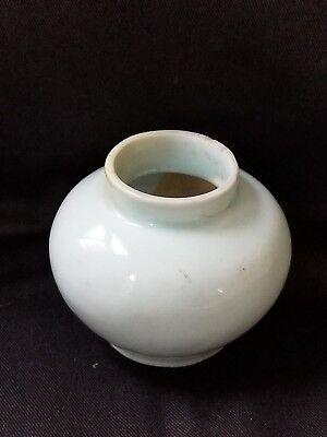 """Korean Antique """"Yi Dynasty"""" Pun won Jar"""