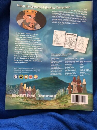The Greatest Is The Least Activity And Resource Book Animated Stories - $1.25