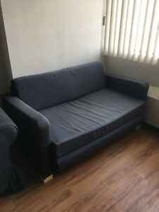 IKEA Pullout Couch/Convertible Sofa