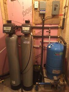 Système de traitement d'eau