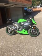 2010 zx6r Kedron Brisbane North East Preview