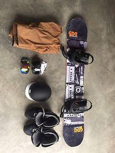 Snowboard Gear
