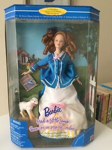 Mary had a Little Lamb Barbie