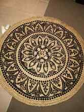 Round Jute Floor Rug *NEW* Bacchus Marsh Moorabool Area Preview