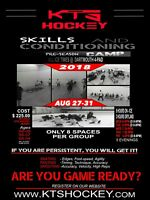 Hockey Conditioning Camp