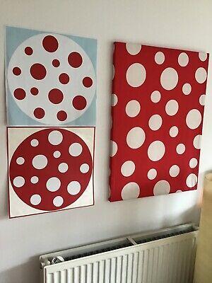 Yayoi Kusama Spot Sticker ( Inspired Artwork )