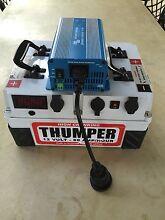 THUMPER 60 AH BATTERY PACK/PHOENIX INVERTER 12VOLT 180VA Houghton Adelaide Hills Preview