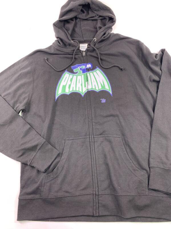 Ames Bros. Pearl Jam Seattle Seahawks Hoodie Hooded Sweatshirt Xl New