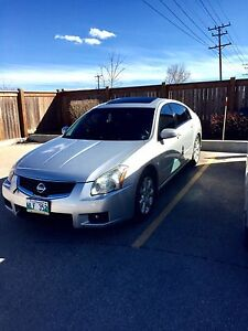 2007 Nissan Maxima(Safetied)