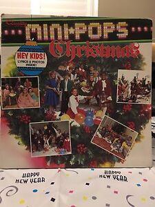 Mini-Pops - Christmas Vinyl