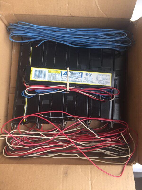 Box of 10 Advance Standard REL-2P32-HL-SC Fluorescent Electronic Ballasts