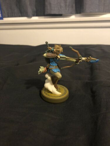 Archer Link Amiibo - Grants Bows Arrows Fish Meat In Breath Of The Wild... - $12.00