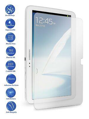 Protector de Pantalla Cristal Templado para Samsung Galaxy Tab 3 10.1 P5200