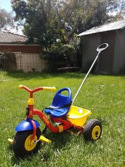 Kettler Happy Air Navigator Tricycle
