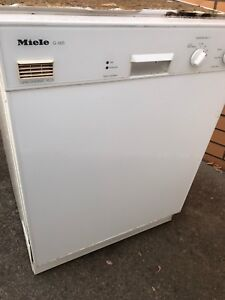 Miele Dishwasher - heating broke.  Cook Belconnen Area Preview