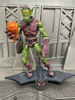 Marvel Legends Toybiz Spider-man Sinister Six Green Goblin 6