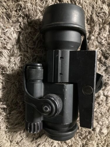 Aimpoint PRO Electronic Red Dot Sight CompM2