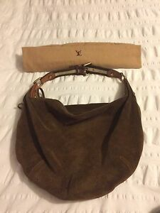 Authentic Louis Vuitton hobo
