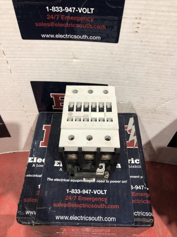 GE Contactor CL09A300M 120 Volt Coil