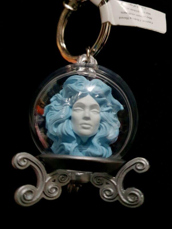 Disney Parks Madame Leota Haunted Mansion Crystal Ball Keychain