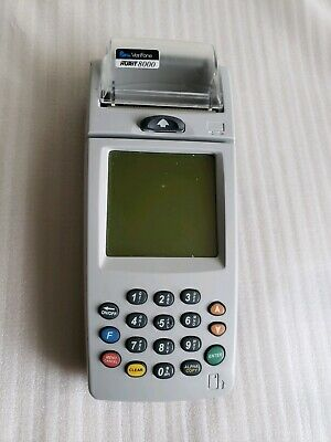 Verifone Nurit 8000 Wireless Credit Card Terminal