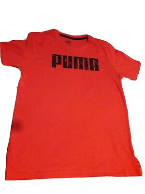 MENS PUMA T SHIRT , RED,GREAT CONDITION, UK SIZE SMALL, NO BOBBLING