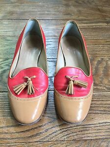 Size 8.5 J CREW loafer flats $20