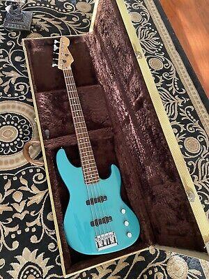 1996 Fender Jazz Deluxe Active 5 String