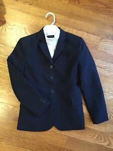 Youth Elation Show Shirt & Jacket - Size 14