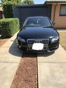 2009 AUDI A4 B8 S-LINE 2.0L TURBO QUATTRO Adelaide CBD Adelaide City Preview