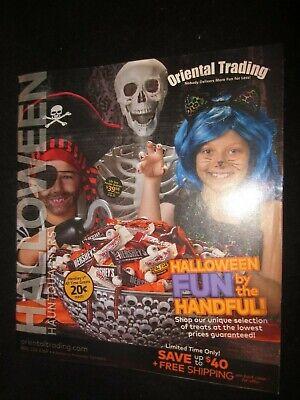 Oriental Trading Catalog Halloween Haunquarters 2019 Haloween Fun by the Handful