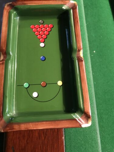 Embassy World Snooker Limited Edition Ashtray
