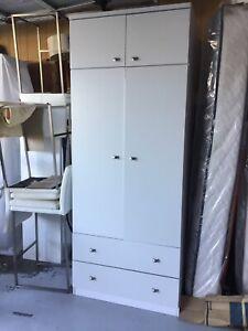 Wardrobe storage cupboard