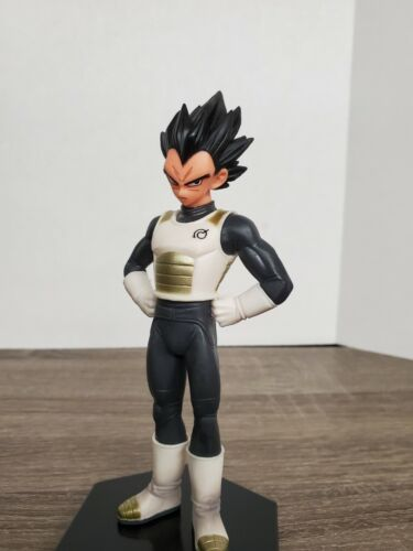 Anime Dragon Ball Super Vegeta PVC Action Figure Collectible Toy 6.25 inches