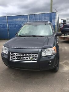 2010 Land Rover LR2 HSE for Parts