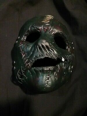 Corey Taylor handmade mask Vol 3 SlipKnot / Maschera di Corey Taylor (Slipknot Corey Taylor Maske)