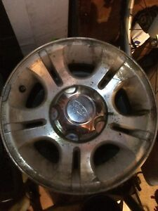 2009 Ford Ranger Wheels