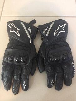 Alpine Star GP Plus Motorbike Gloves