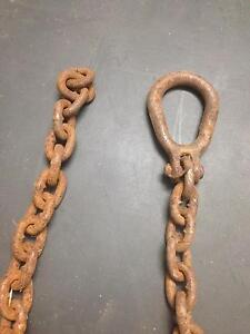 Rusty Chain - 10mm x 5m Jindalee Brisbane South West Preview