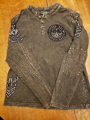 Affliction XL Long Sleeve Shirt