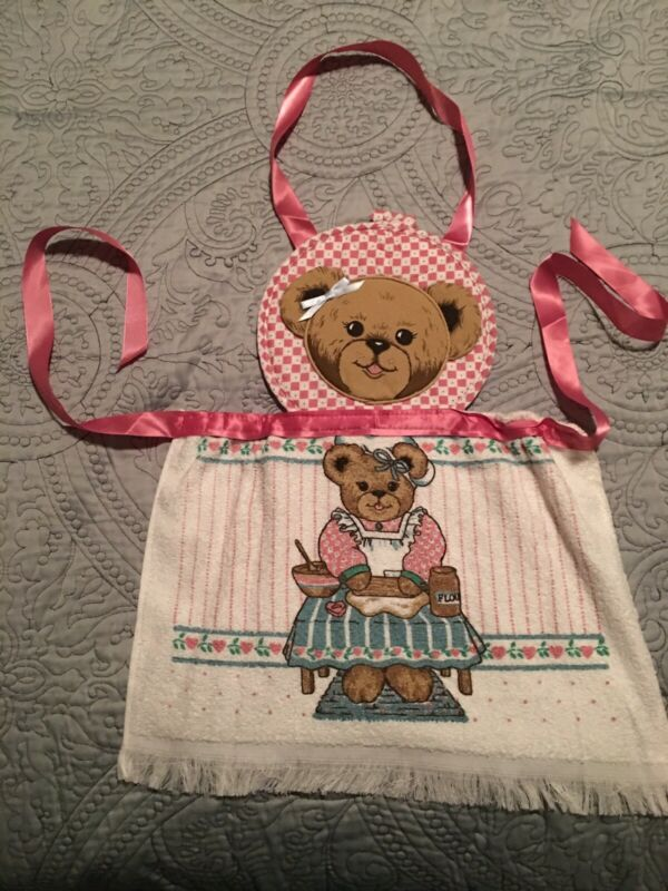 Childs Apron Handmade