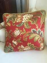 2 x FRENCH COUNTRY ROMANTIC COTTAGE CUSHIONS Kings Cross Inner Sydney Preview