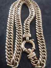 Ladies Michael Hill 10k yellow gold necklace With certificate Craigmore Playford Area Preview
