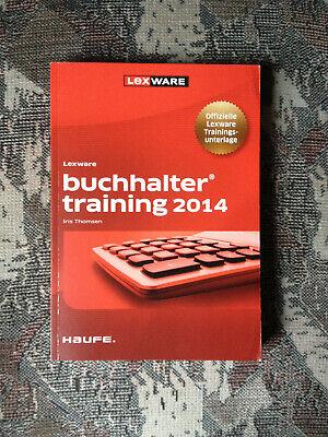 LEXWARE BUCHHALTER TRAINING 2014 GUTER+ ZUSTAND vo